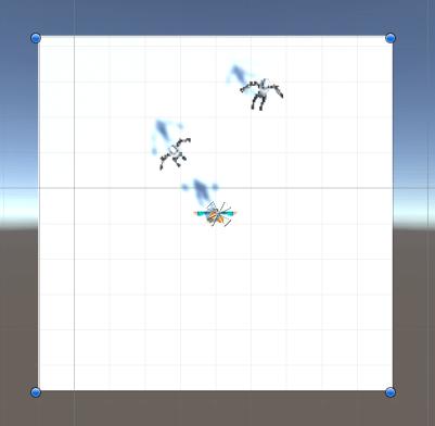 raw minimap unity ui