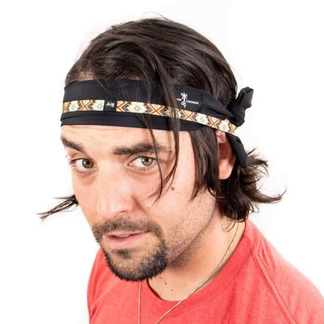 headbands and headband hairstyles for men