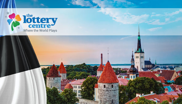The Lottery Centre features Estonia
