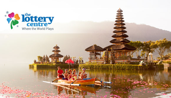 The Lottery Centre takes readers on a trip to Bali