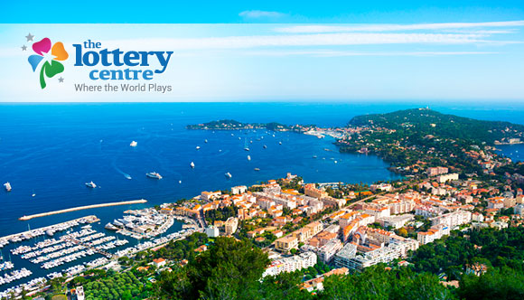 The Lottery Centre presents the French Riviera