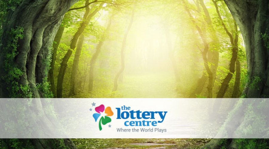The Lottery Centre travels to fairy tale places.