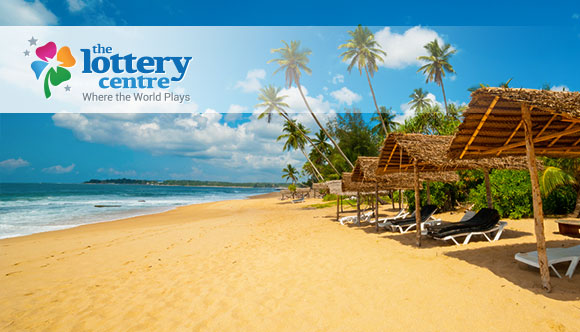 The Lottery Centre travels to Sri Lanka