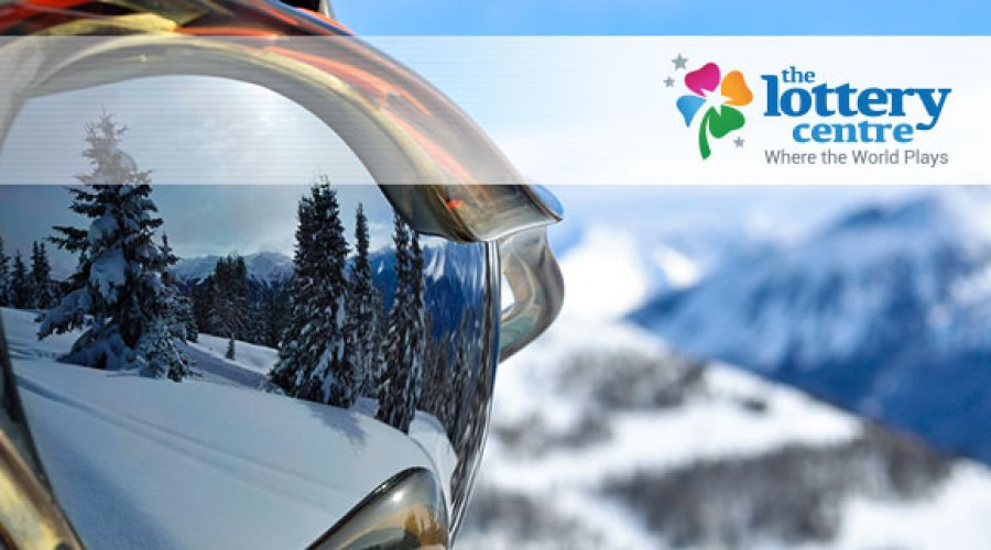 The Lottery Centre features winter sport adventures