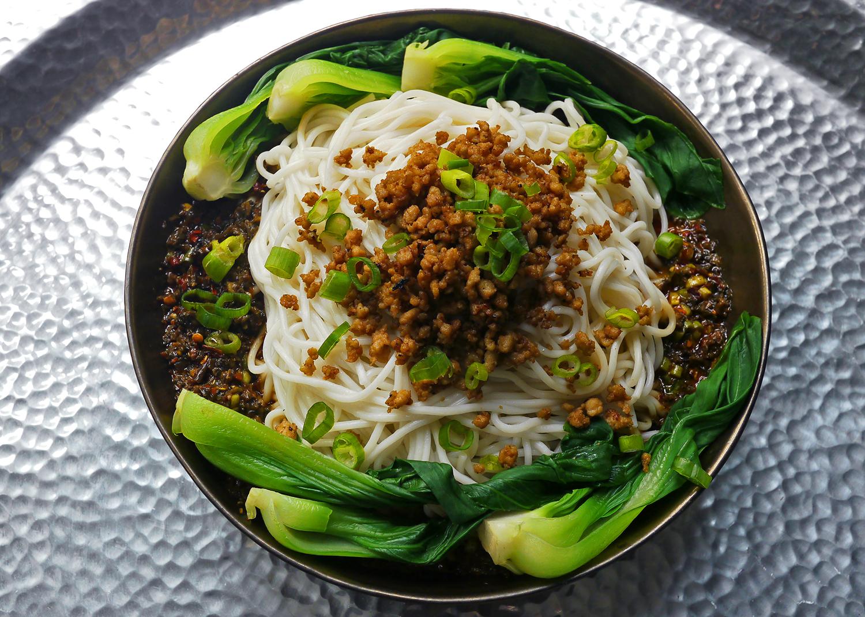 Chengdu Challenge 1 Dan Dan Noodles Dan Dan Mian The Mala Project Cooking Sichuan In America
