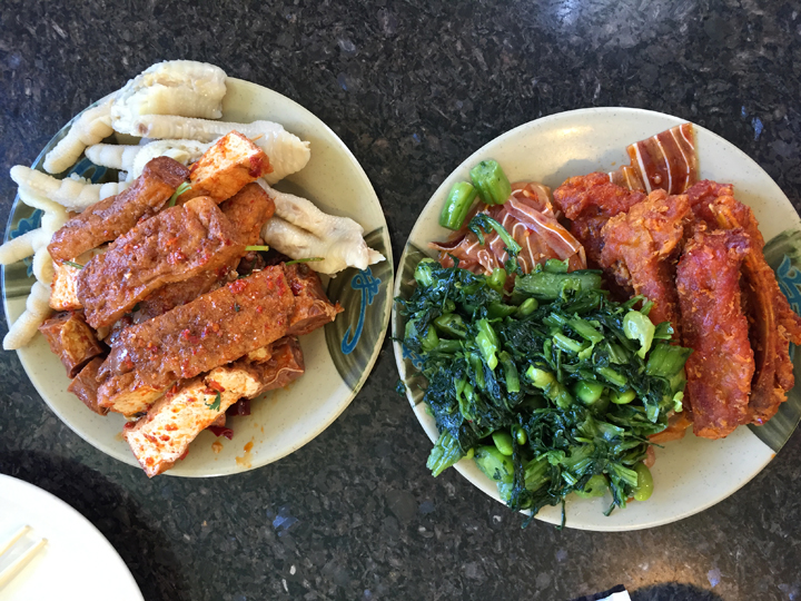 Sichuan cold dishes