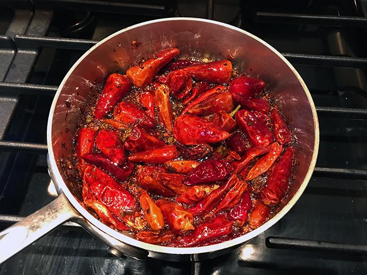 chilies for water-boiled fish with tofu (shui zhu yu)