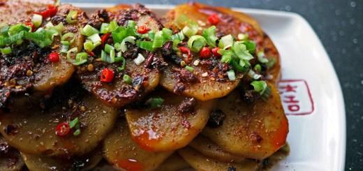 cooking with lao gan ma spicy chili crisp potato salad liang ban tu dou