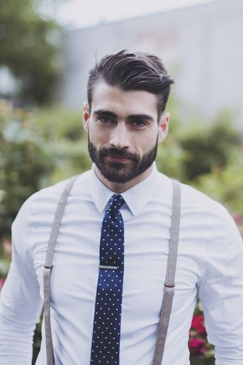 long-stubble-beard-styles2 49 Coolest Beard Styles For Men [2017]