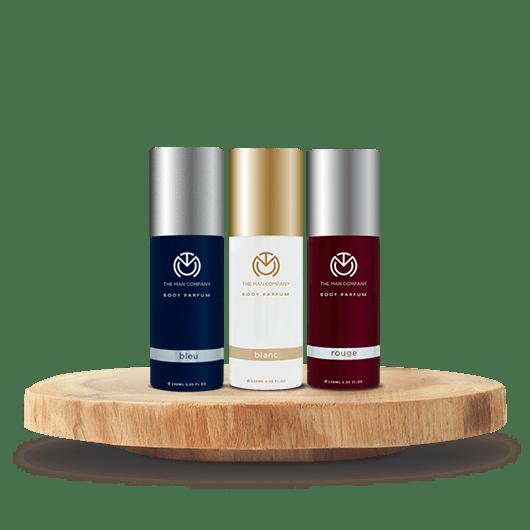 Body Perfume Trio