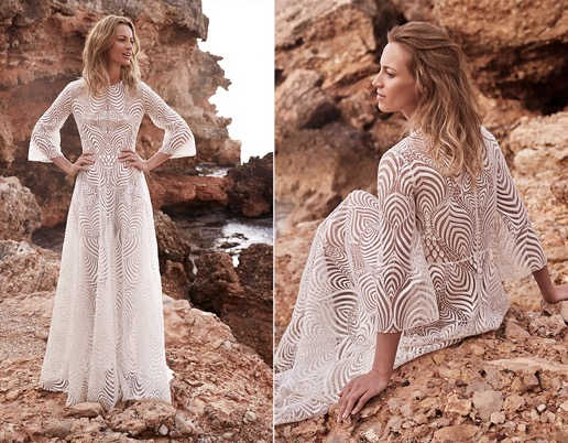 Say by Margaux Tardits at The Mews Bridal