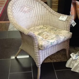 Wicker Chair NOW $83.65