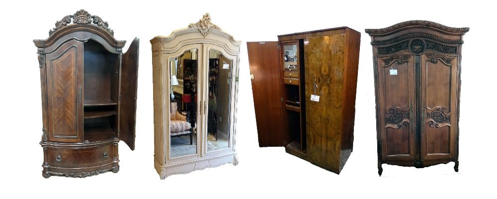 FIVE WAYS TO STYLE AN ARMOIRE | THE MILLIONAIRE'S DAUGHTER