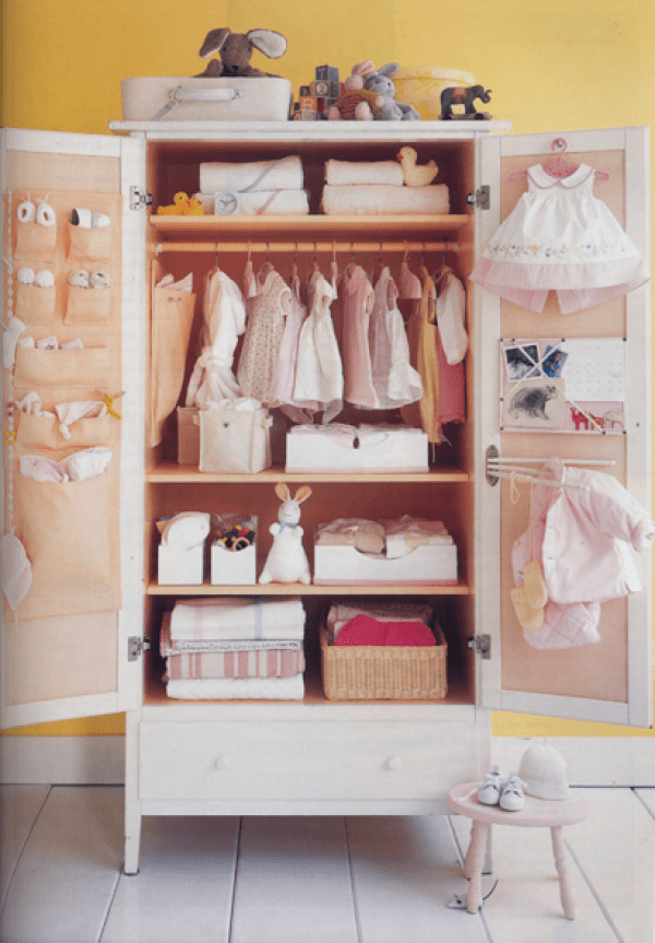 Armoire Inspiration | The Millionaire's Daughter