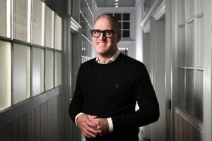 Tom Greenwood, CEO, Volt