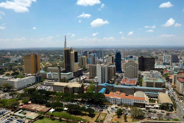 Nairobi is the capital and largest city of Kenya