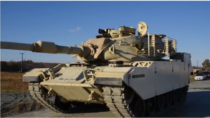 M60A3 SLEP