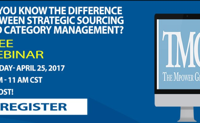 Webinar Do You Know The Difference Between Strategic