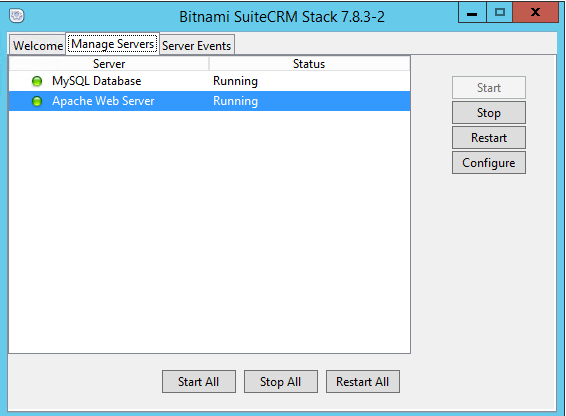 How Suite It Is – SuiteCRM and Bitnami – The NetworkNerd Blog