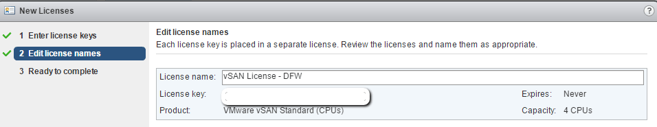 Captain vSAN and the Case of the Cluster License Mystery