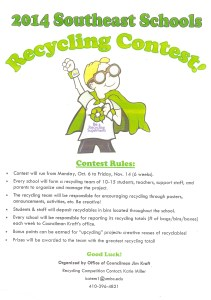 recycling-contest
