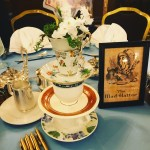 Curioser and Curioser– A Mad Hatter Tea Party