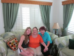 Me, My Grandmother and my Mother