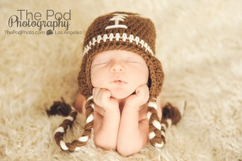 newborn-baby-football-los-angeles-photographer