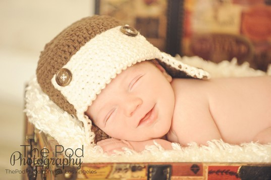 smiling-newborn-baby-best-infant-photographer-santa-monica