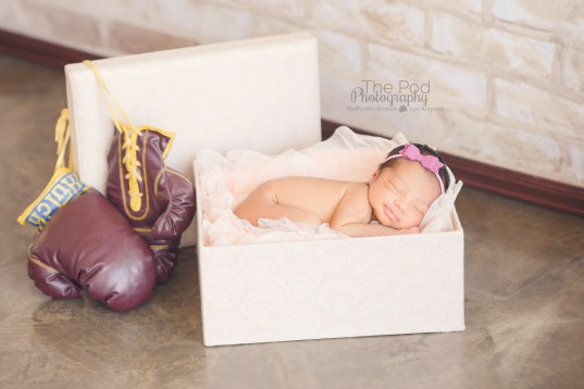 newborn-with-boxing-gloves