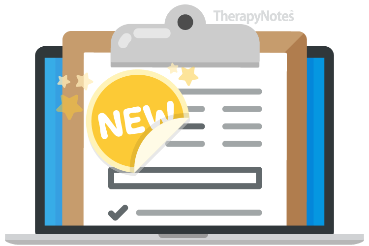 The documents include many s. Therapynotes 4 67 Note Template Updates