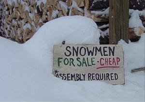 Disassembled-Snowman-Sign
