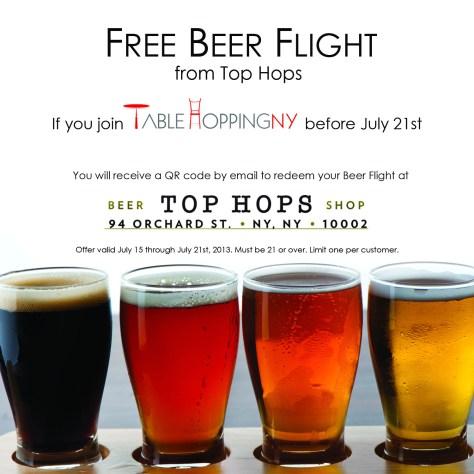 TopHops_BeerFlight
