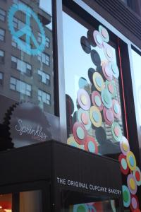 Photo credit  -Sprinkles Cupcakes