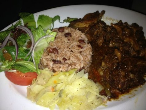 Oxtail platter - Photo credit - Sean W  - Yelp