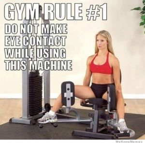 gym-rule-number-1