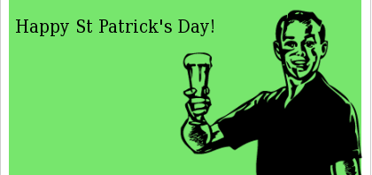 Observe these 5 things on St Patrick's Day NYC!