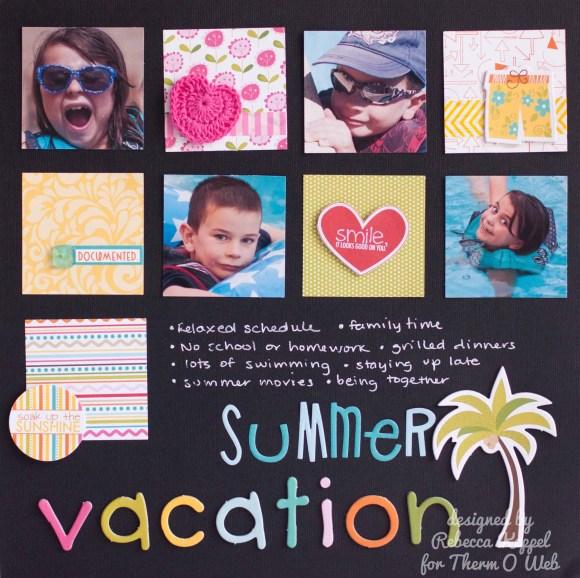 rk summer vacation