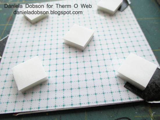 3D Adhesive Squares Therm O Web Daniela Dobson