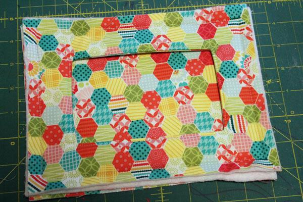 stack frame to stitch