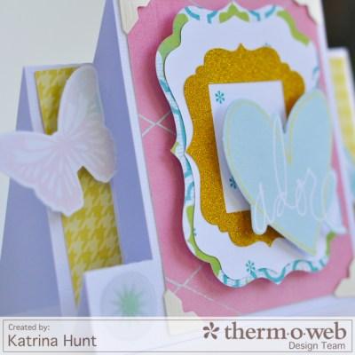 Katrina Hunt-Thermoweb-HeidiSwapp-Adore Card-1000-2