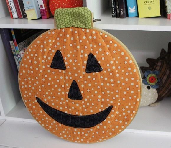 hoop pumpkin