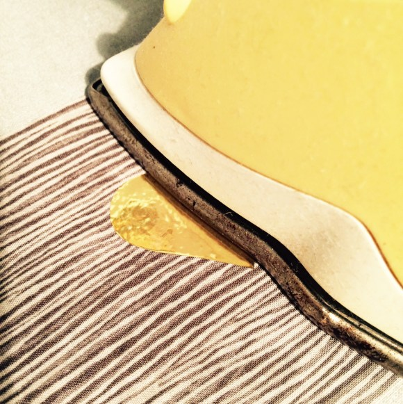 ironing deco foil