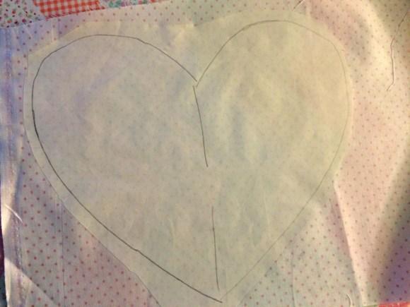 decofoils valentine home decor heart