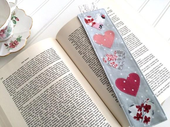 valentine bookmark 2