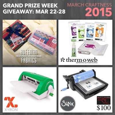 National Craft Month Grand Prize