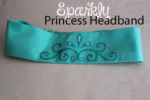 Sparkly Princess Headband