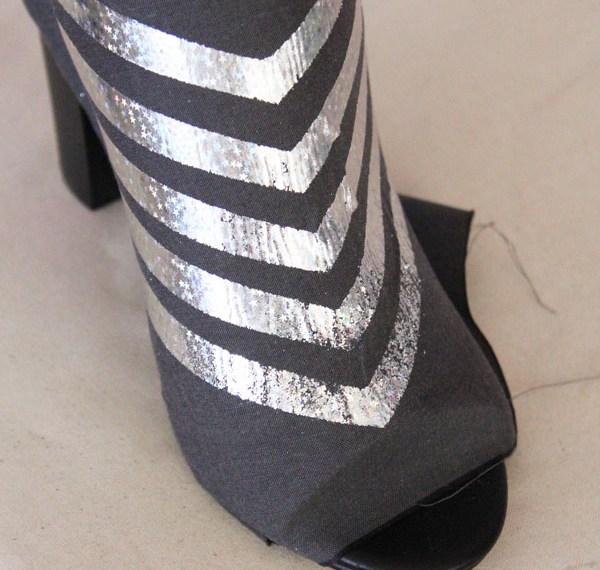 iCraft Deco Foil Shoes