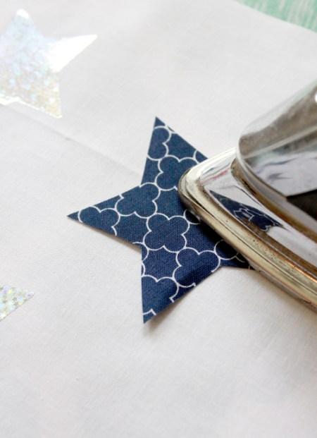 DecoFoil star table topper 13