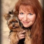 Wendy Cuskey and Gidget